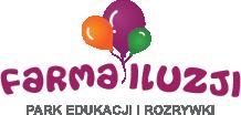 Park Rozrywki Farma Iluzji - Logo